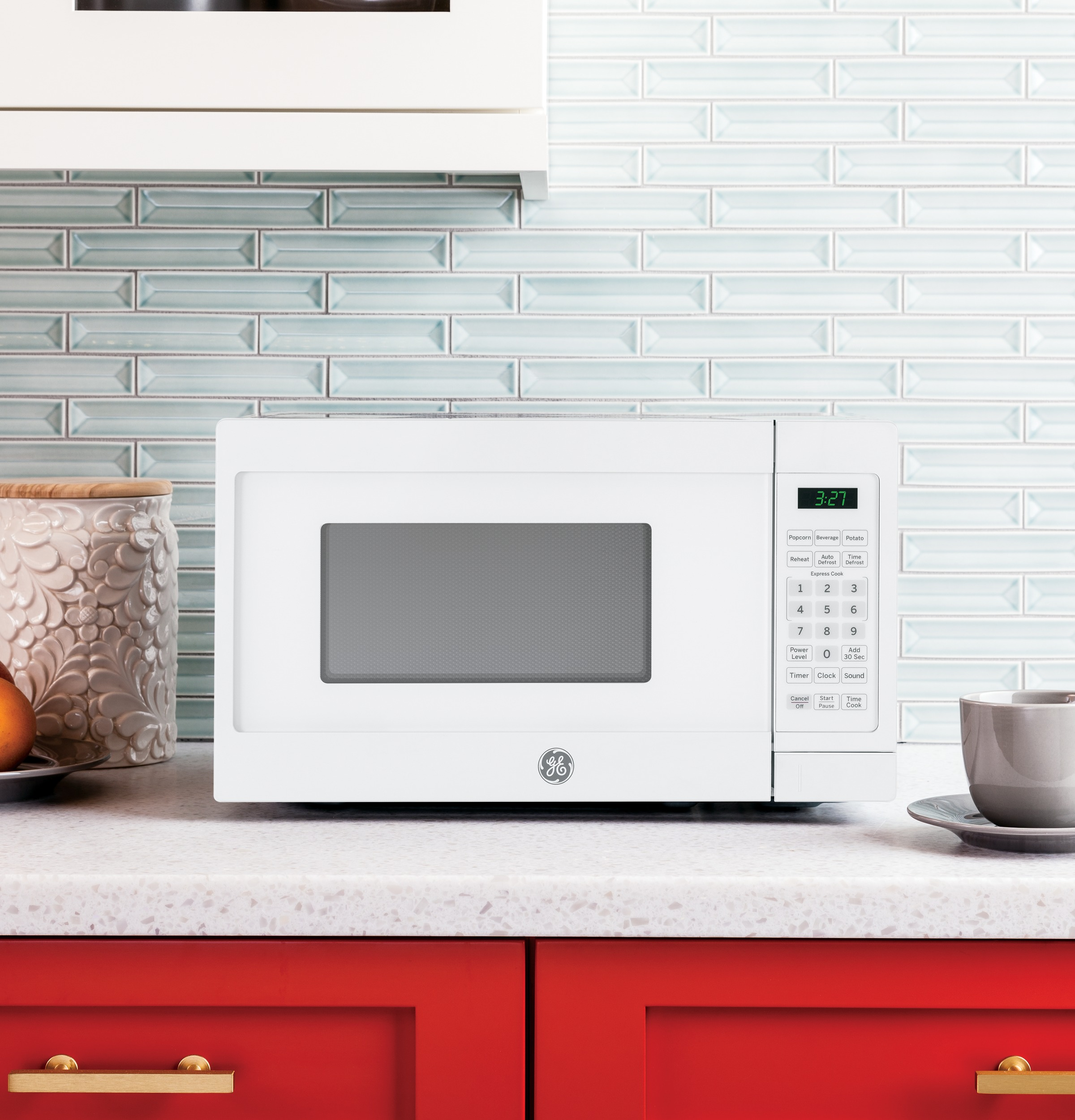 Ge 174 Compact Microwave Oven Jem3072dh Ada Appliances