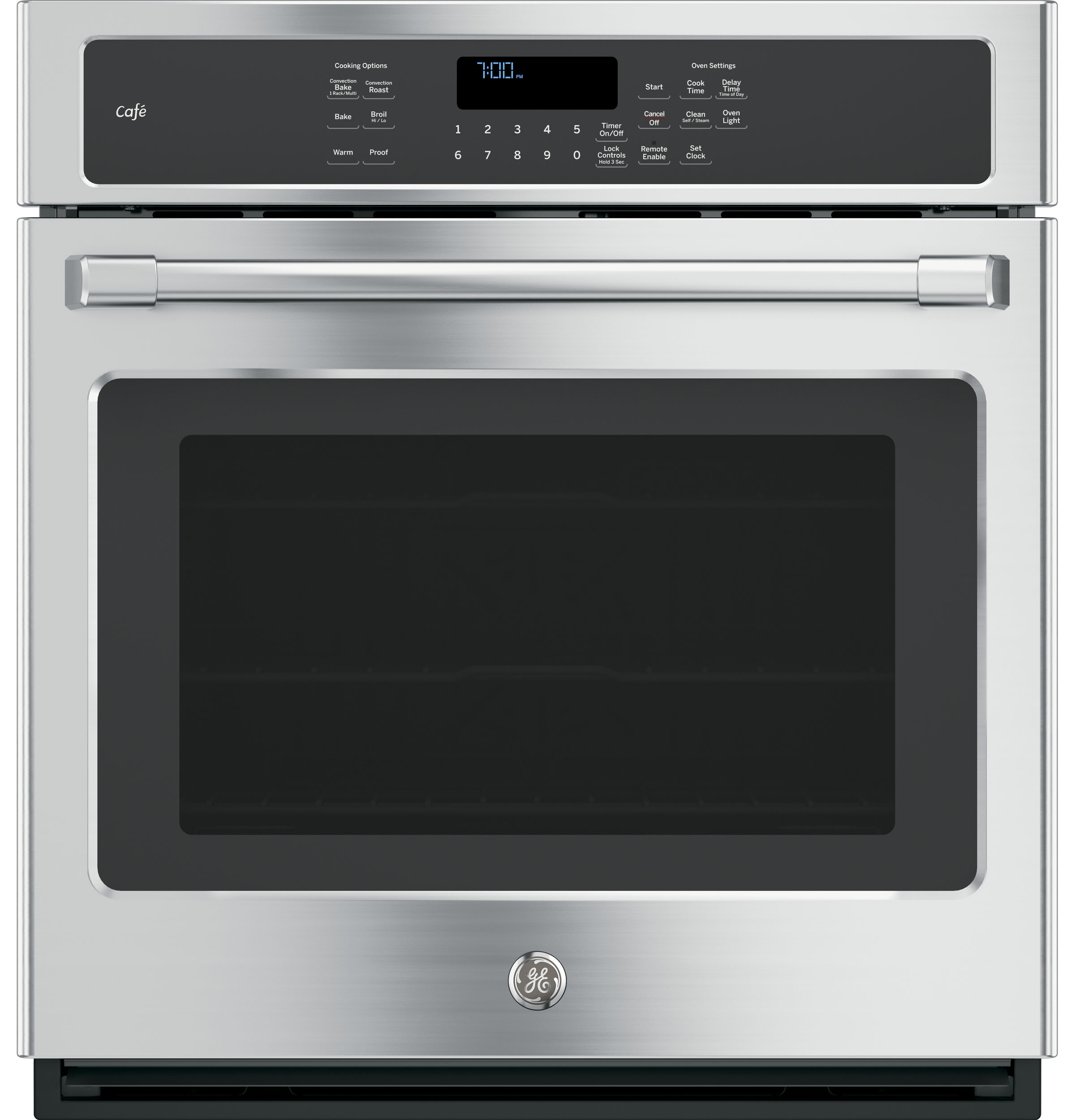 Ge Caf 233 Series 27 Quot Built In Single Convection Wall Oven