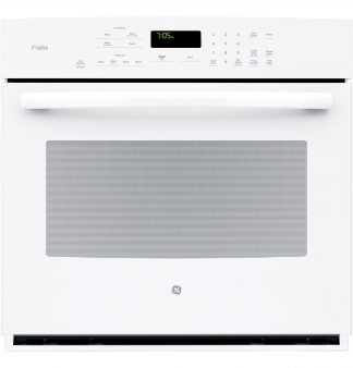 GE Profile Series 30 Built-In Single Convection Wall Oven