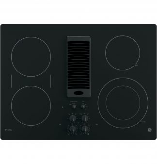 GE Profile Series 30 Downdraft Electric Cooktop