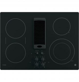 GE Profile Series 30 Downdraft Electric Cooktop