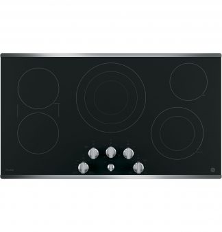GE Profile Series 36 Built-In Knob Control Cooktop