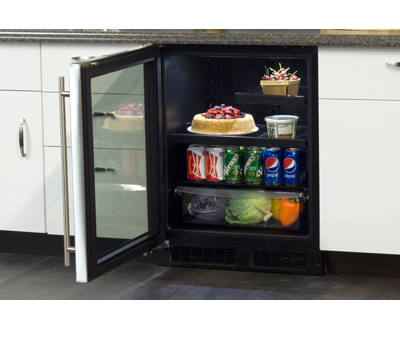 Marvel Low Profile 24 Quot Refrigerator Ada Height Ma24ras1rs