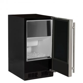 Marvel 15? Household ADA-Height Clear Ice Machine with Arctic Illuminice™ Lighting Model# MA15C