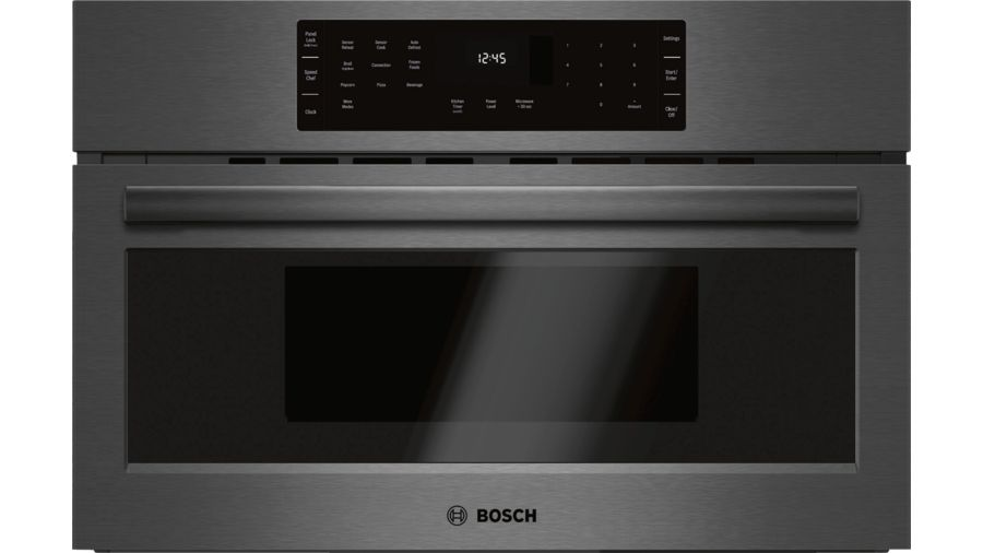 800 Series 30 Quot Speed Oven Hmc80242uc Black Stainless